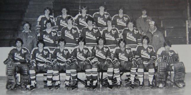 Edina Class 1982 Hockey Minnesota